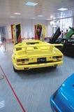 Lamborghini Countach Photos stock