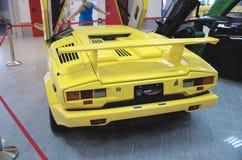 Lamborghini Countach Images stock