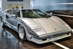 Lamborghini Countach Photo stock