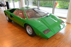 Lamborghini Countach LP400 Royalty Free Stock Photo