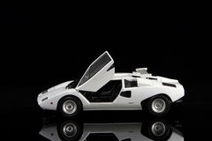 Lamborghini Countach LP400 Photographie stock libre de droits