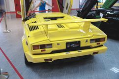 Lamborghini Countach Stock Images