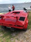 Lamborghini di Countach fotografia stock