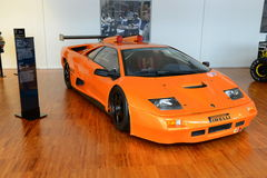Lamborghini Diablo GT2 Royalty Free Stock Photos