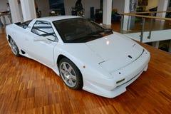Lamborghini Diablo Stock Images