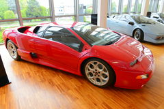 Lamborghini Diablo Royalty Free Stock Images