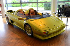 Lamborghini Diablo Spyder Royalty Free Stock Image