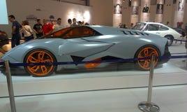 Lamborghini expo Zdjęcia Royalty Free