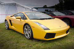 Lamborghini Gallardo Royalty Free Stock Photography