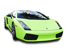 Lamborghini Gallardo fotografia stock