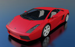 Lamborghini Gallardo Royalty Free Stock Photos