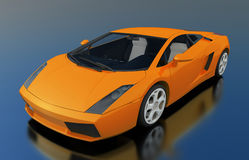 Lamborghini Gallardo Royalty Free Stock Photo