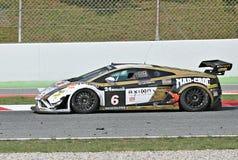 Lamborghini Gallardo Стоковые Изображения RF