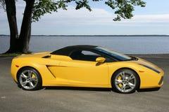 2007 Lamborghini Gallardo fotografia stock
