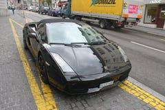Lamborghini Gallardo Στοκ εικόνα με δικαίωμα ελεύθερης χρήσης