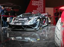 Lamborghini Gallardo GT3 Imagenes de archivo