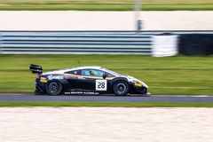 Lamborghini Gallardo GT3 FLII Stock Photography