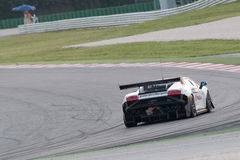 LAMBORGHINI GALLARDO GT3 GTC RACE CAR Stock Photos