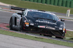 LAMBORGHINI GALLARDO GT3 RACE CAR Stock Photos