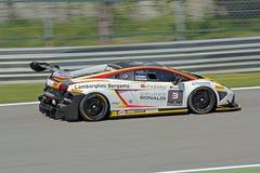Lamborghini gallardo lp 570-4 Stock Images