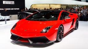 Lamborghini Gallardo LP 570-4 Royalty Free Stock Photography