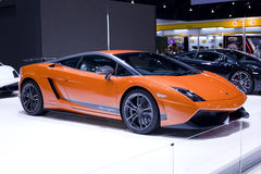 Lamborghini Gallardo LP 570-4 Royalty Free Stock Image