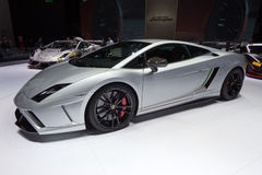 Lamborghini Gallardo LP570-4 Squadra Corse Zdjęcie Royalty Free