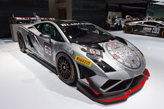 Lamborghini Gallardo LP570-4 Squadra Corse Royalty Free Stock Images