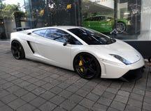 Lamborghini Gallardo LP560-4 stock photography