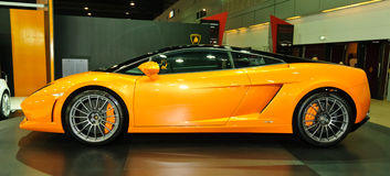 Lamborghini Gallardo LP560-2 Royalty Free Stock Images