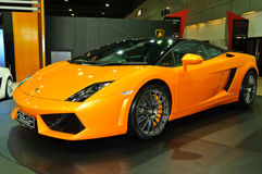 Lamborghini Gallardo LP560-2 Stock Photography