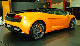 Lamborghini Gallardo LP560-2 Royalty Free Stock Photography