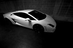 Lamborghini Gallardo LP560-4 Royalty Free Stock Images