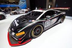 Lamborghini Gallardo sports car Royalty Free Stock Image