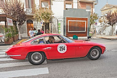 Lamborghini 350 GT (1965) Στοκ Φωτογραφίες
