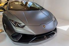 Lamborghini Huracan Immagine Stock