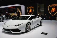 Lamborghini Huracan Immagini Stock Libere da Diritti
