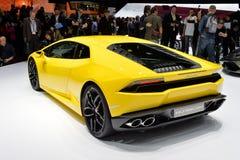 Lamborghini Huracan Foto de Stock
