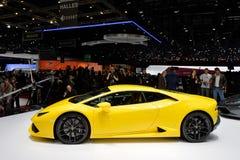 Lamborghini Huracan Foto de Stock Royalty Free