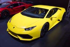 Lamborghini Huracan 免版税库存图片