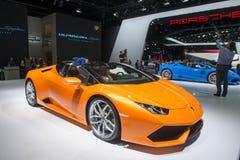Lamborghini Huracan Stock Fotografie