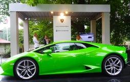 Lamborghini Huracan Royalty-vrije Stock Foto