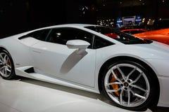 Lamborghini Huracan, 2014 CDMS Stockbilder