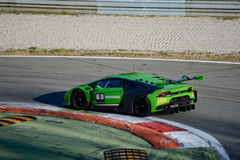 Lamborghini Huracan GT3 2015 at Monza Royalty Free Stock Images