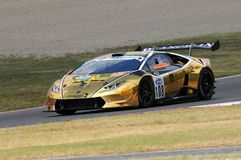 LAMBORGHINI HURACAN GT3 - SUPER GT3 Royalty Free Stock Photography