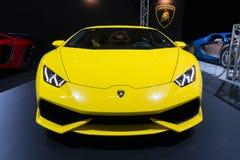 Lamborghini Huracan LP 610-4 免版税库存图片