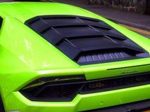 Lamborghini Huracan 2014 LP610-4 foto de archivo