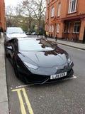 Lamborghini Huracan Royalty Free Stock Photos