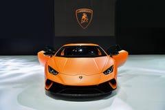 Lamborghini Huracan Performante zdjęcia royalty free