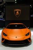Lamborghini Huracan Performante immagine stock